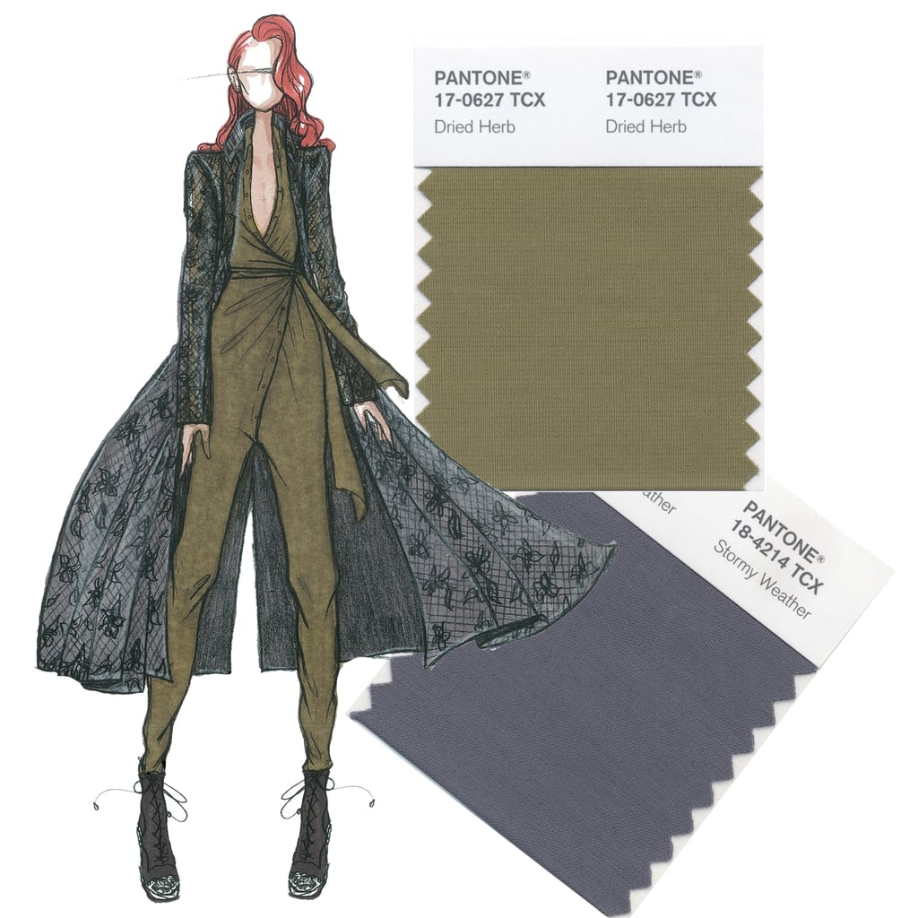 The 10 Colours You'll Need to Add to Your Autumn 2015 Wardrobe