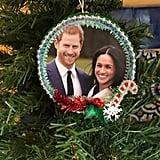 Prince Harry and Meghan Markle Christmas Ornament