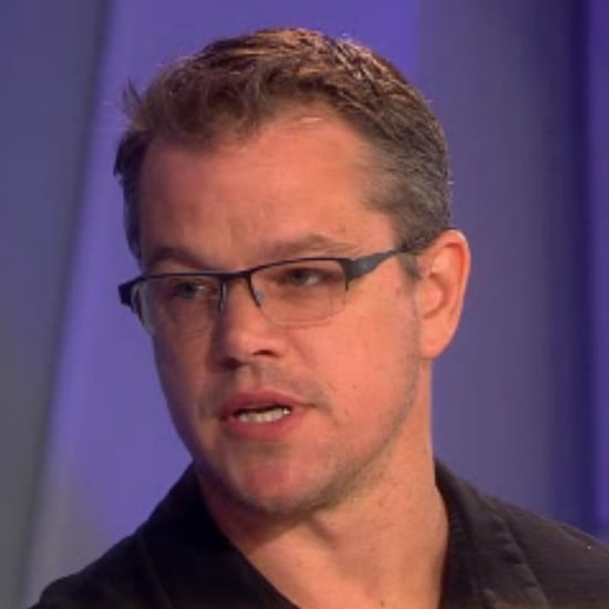 Matt Damon Interview on the Today Show | Video