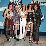 At the Billboard Music Awards in 1997