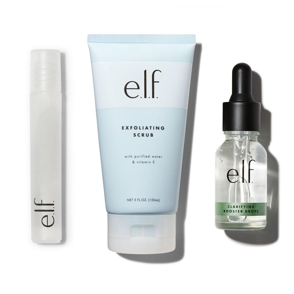 e.l.f. Cosmetics Clarifying Skin-Care Set Review