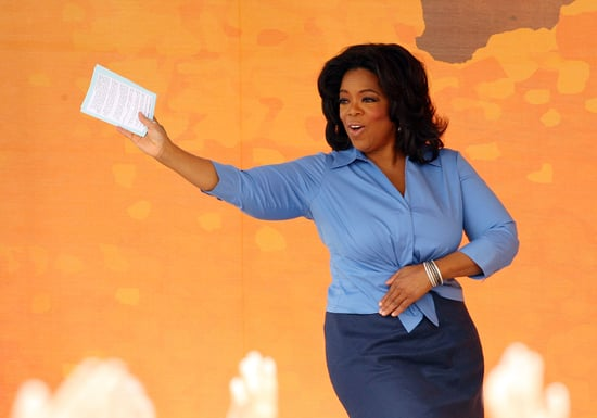 Oprah Says New Network to Be Cynicism-Free Zone