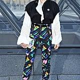 Chloë Grace Moretz at Louis Vuitton Fall 2019