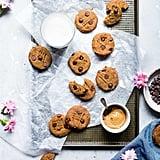 Peanut Butter Chickpea Vegan Cookies