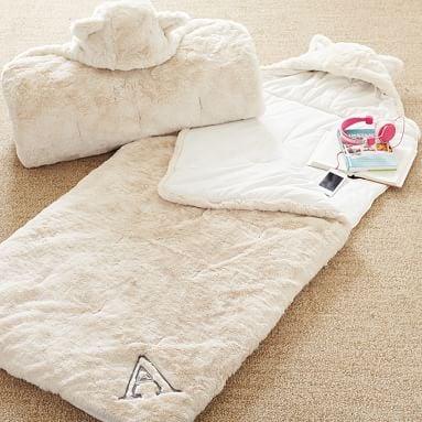 Fur Sleeping Bag Cool Sleeping Bags For Kids Popsugar