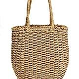 Classic Straw Bag
