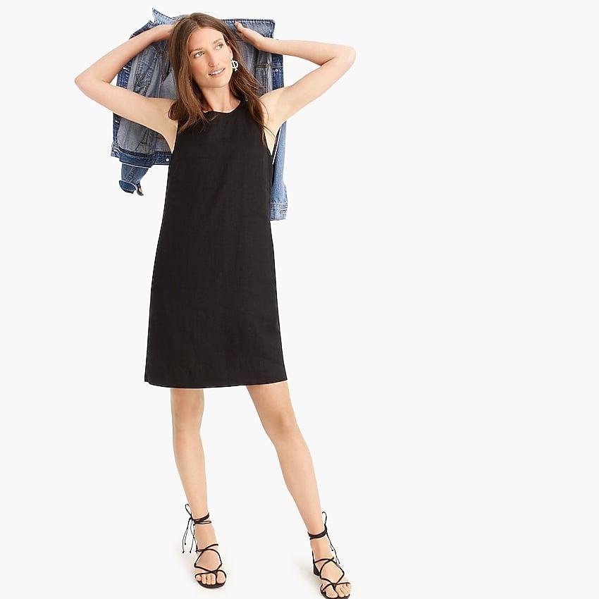 J.Crew Button-back Shift Dress