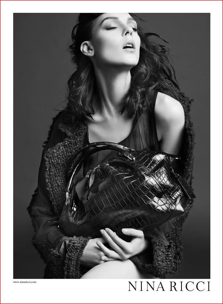 Nina Ricci Fall 2012 Ad Campaign