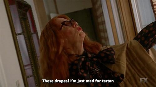 When Frances Conroy was just the right amount of batsh*t crazy.