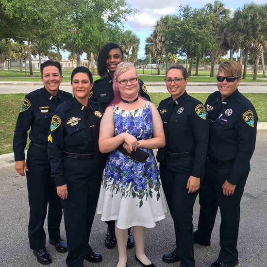 Police Take Teens With Special Needs to Prom
