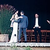 Hilary Rhoda and Sean Avery's Wedding Pictures