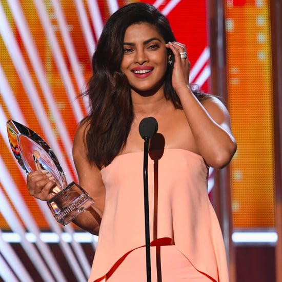 Priyanka Chopra's Speech at the 2017 People's Choice Awards