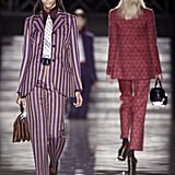 Review and Pictures of Miu Miu Autumn Winter 2012 Paris Fashion Week Runway Show