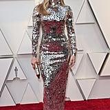 Jennifer Lopez at the 91st Annual Academy Awards