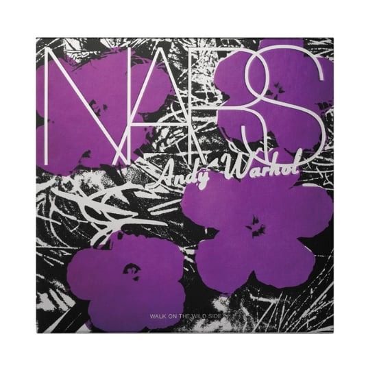 Nars Collaborates With Andy Warhol to Create a Makeup Collection