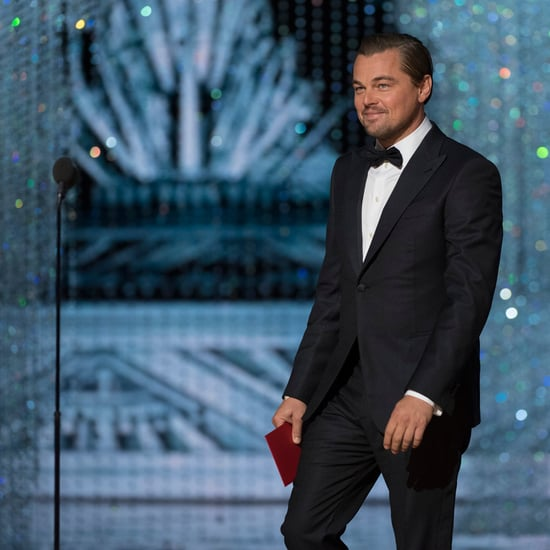 Is Leonardo DiCaprio at the 2018 Oscars?
