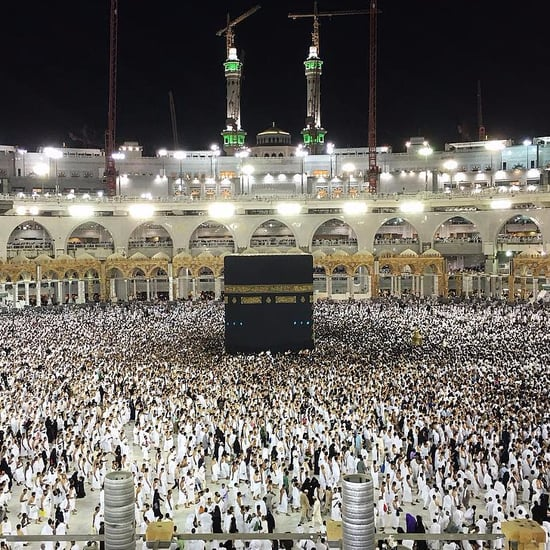 Safety in Mecca for Hajj