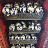 R2-D2 Headbands At Star Wars: Galaxy's Edge