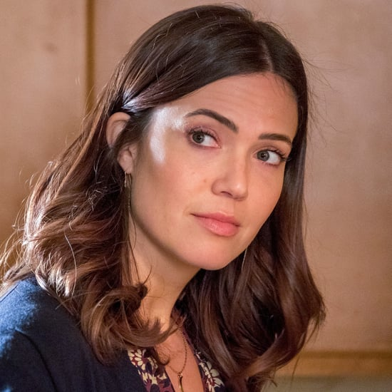 "Mandy Moore Interview About This Is Us ""Her"" Mystery 2019"