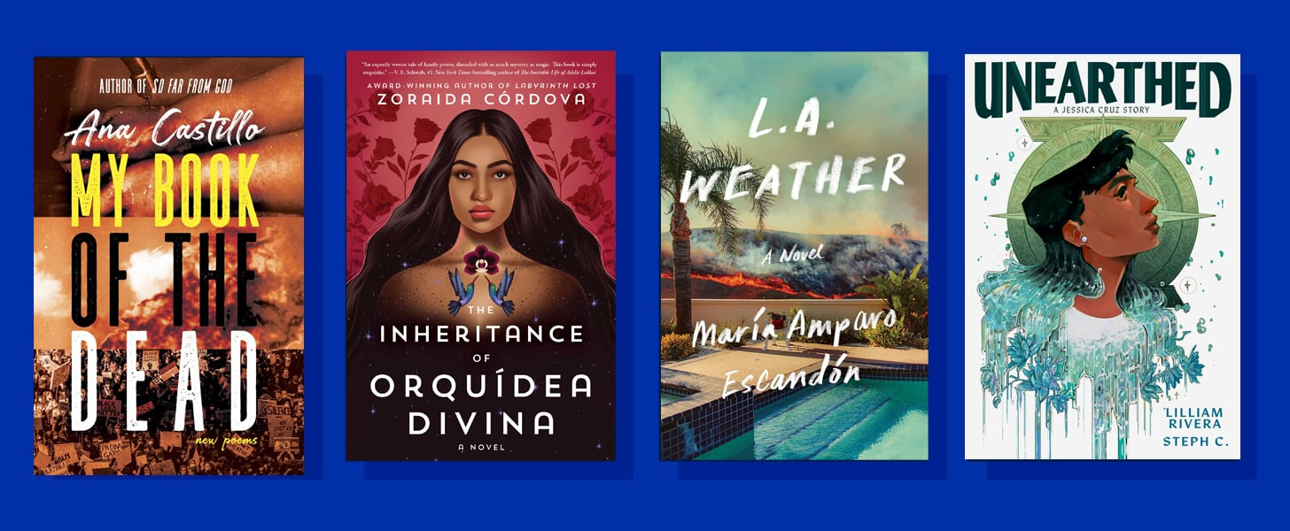 Best New Books by Latinx Authors of 2021