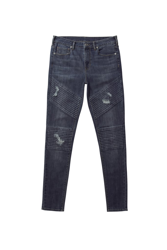 Kendall and Kylie x PacSun Mid Rise Skinniest Moto
