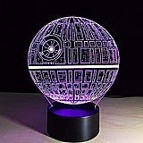 3D Death Star Lamp