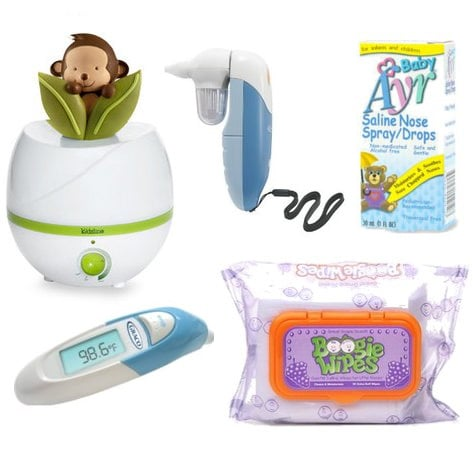 Helpful Products For Baby During Cold and Flu Season