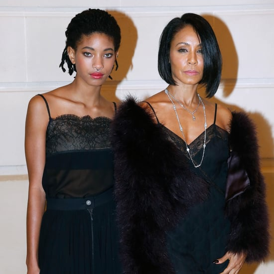 Jada Pinkett Smith and Willow Smith's Ab Workout