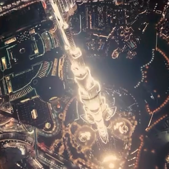 Brad Pitt Narrates Voyage of Time Starring Burj Khalifa