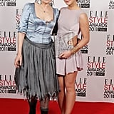Emma, Blake, Thandie, and Alexa Step Out in Style For Elle