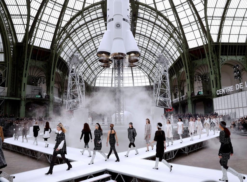 Chanel Fashion Show Sets