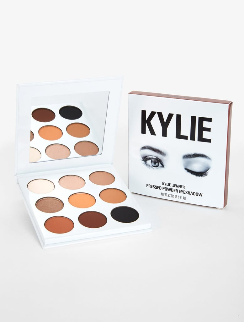 Kylie Cosmetics Lip Kit Dupe Guide: Kylie Cosmetics Bronze Eyeshadow Palette