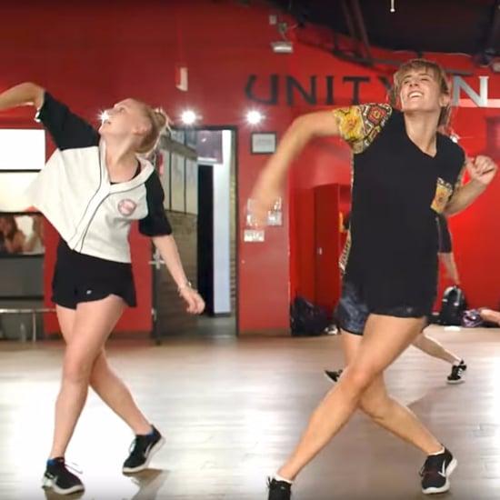 """Kesha """"Praying"""" Dance Video"""
