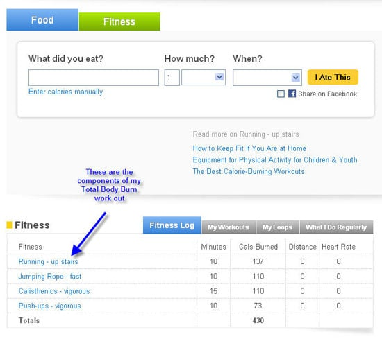 Livestrong Treadmill Rating: Review Of LiveStrong's MyPlate Feature
