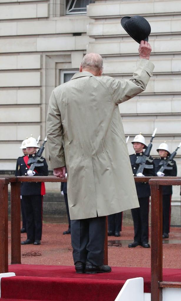 Prince Philip's Last Public Engagement Pictures
