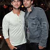 Taylor Lautner and Lily Collins Pictures at the 2011 MTV Movie Awards After Party