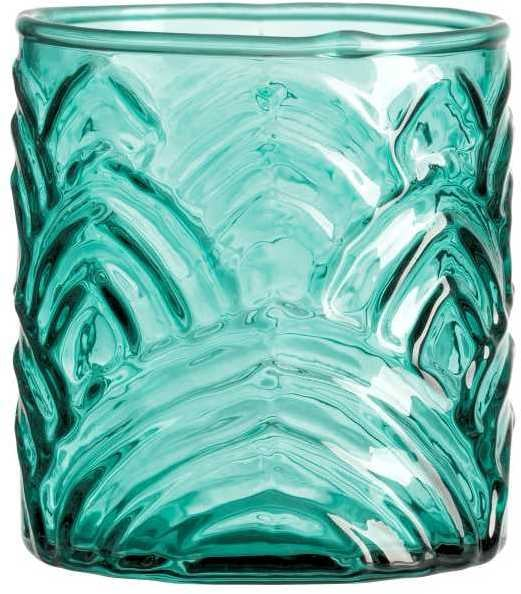 H&M Glass Tealight Holder