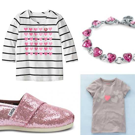 Cool Valentine S Day Outfits For Girls Popsugar Family