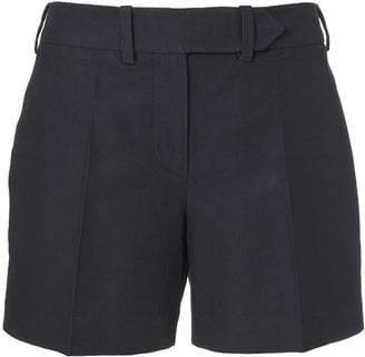 Tailored Shorts for Summer, Pleat front, in style of Chloe Sevigny, Kate Bosworth and Sienna Miller