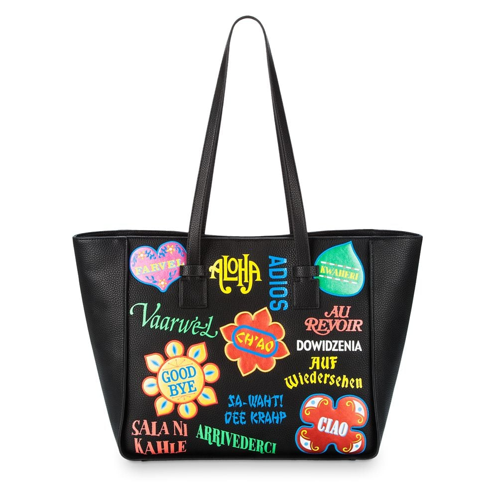 Disney It's a Small World Tote Bag by Danielle Nicole