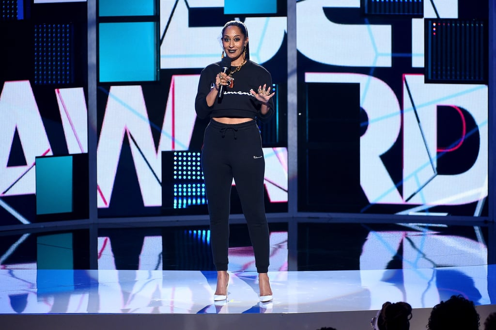 Tracee Ellis Ross at the 2016 BET Awards