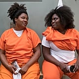 Inmates from Orange Is the New Black