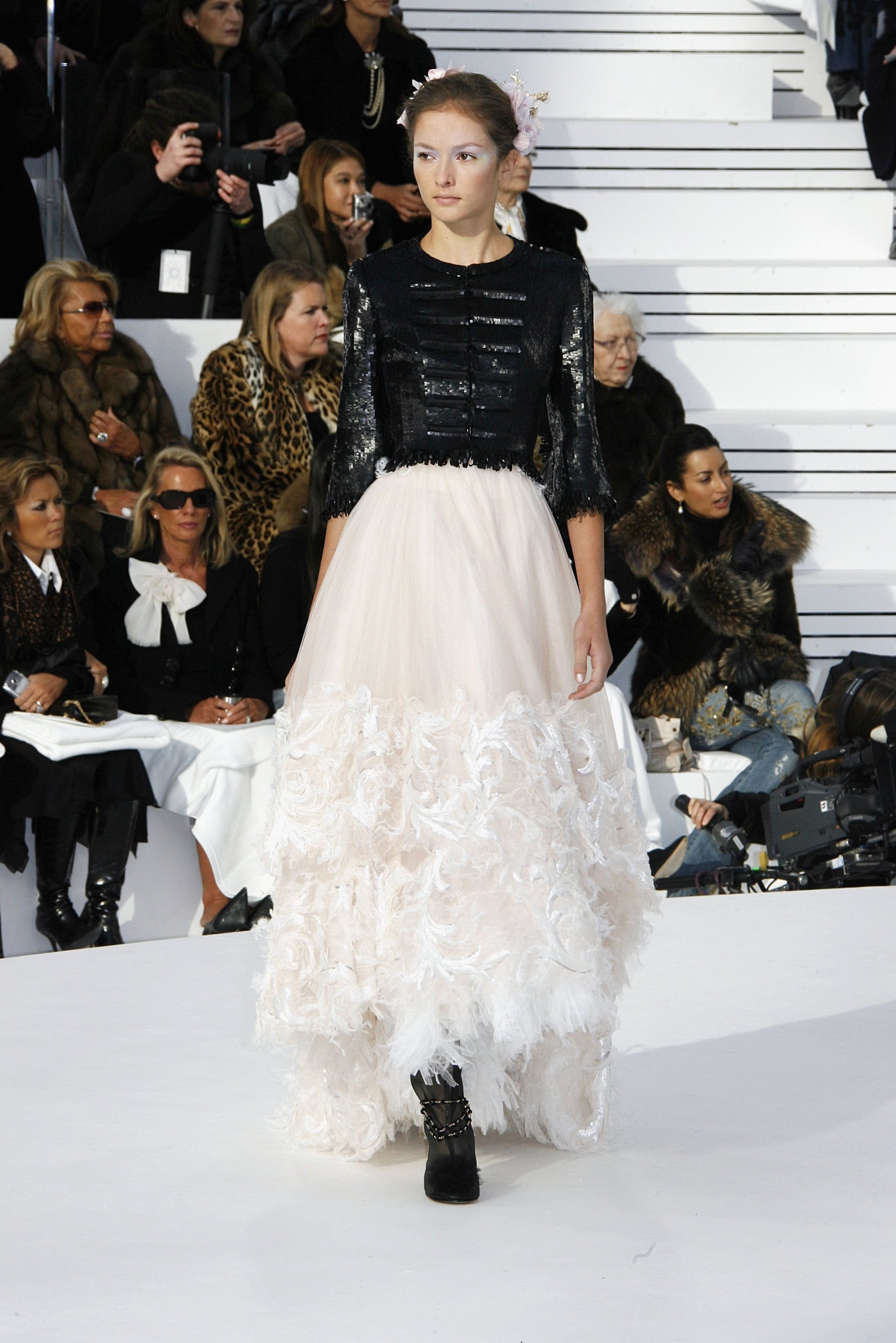 Haute Couture Spring 20   So You Say You're a Chanel Fan ...