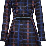 Kenzo Plaid Dress