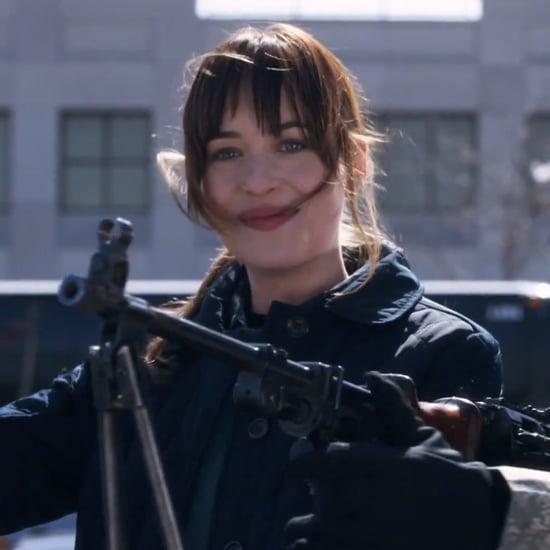 Dakota Johnson in SNL's ISIS Spoof   Video