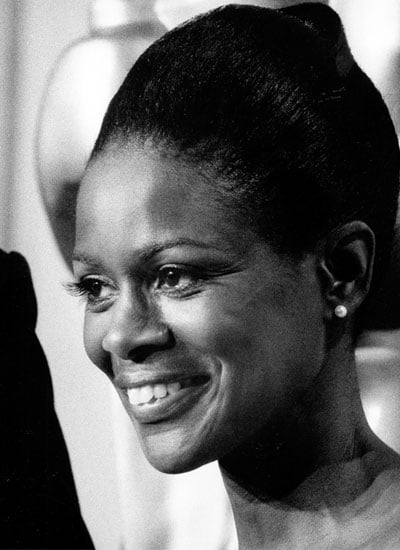 Cicely Tyson 1974 Gorgeous Vintage Beauty Looks From