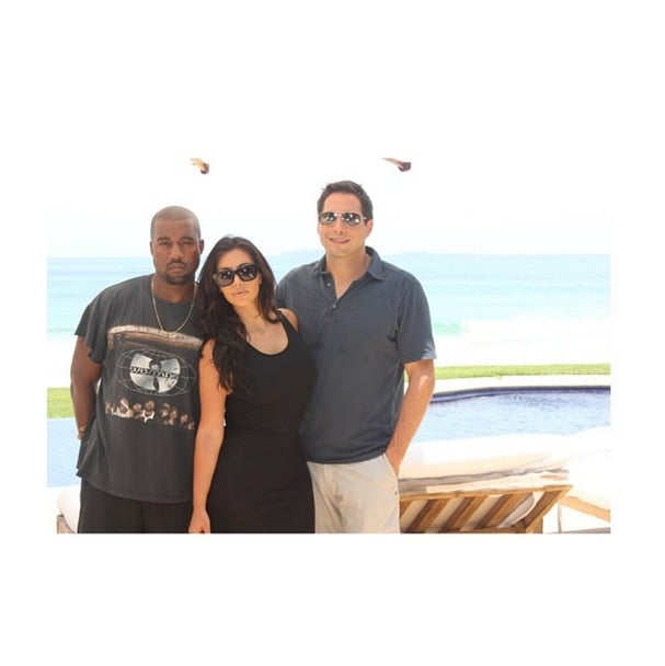 When He Vacationed in Mexico With Joe Francis