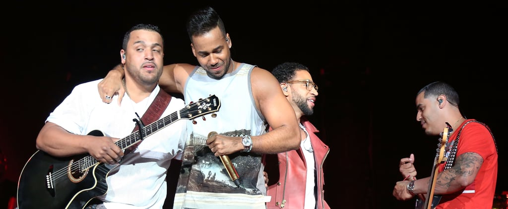 Is Aventura Back Together? Group Performs at Latin Billboard