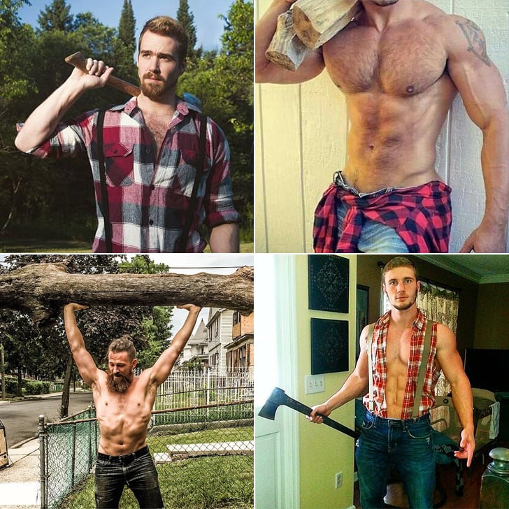 Lumbersexual costume