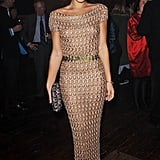 Margherita Missoni in Missoni at the International Herald Tribune luxury conference in London.